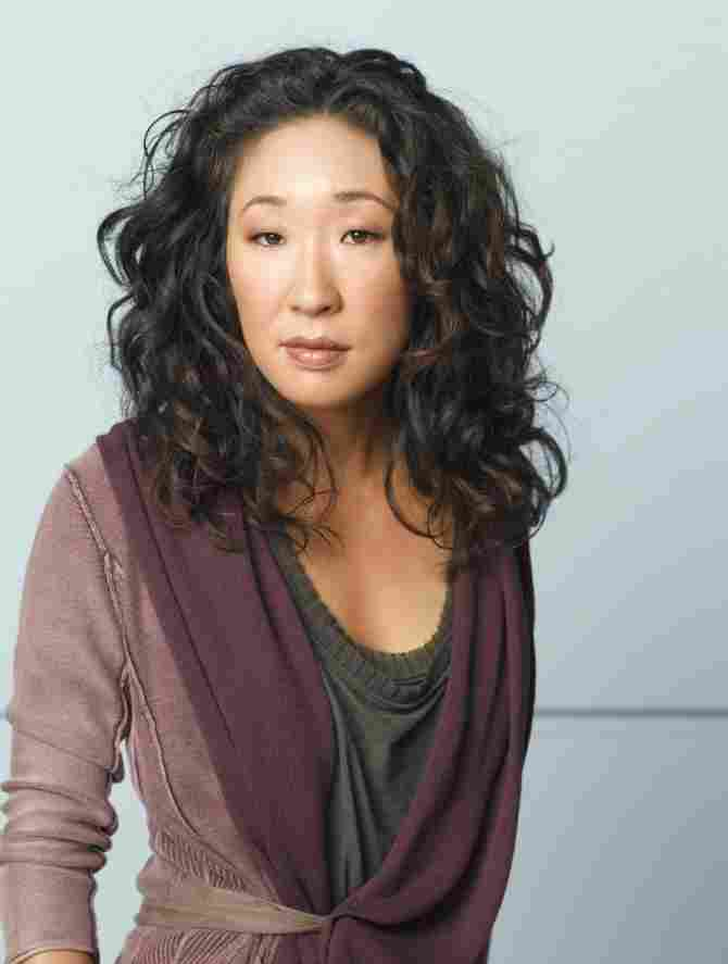 Sandra Oh (Canada with Korean descent)