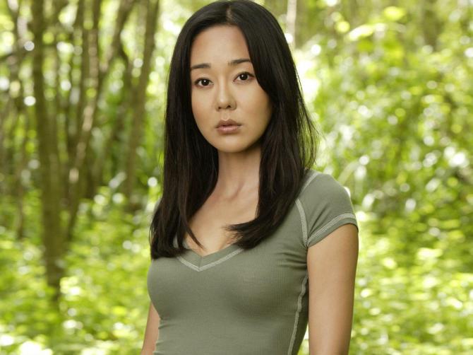 Yunjin Kim (Coréia do Sul)