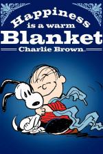 La felicidad es una manta caliente, Charlie Brown