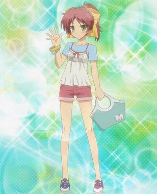 Minami (Baka Test To Shuokajuu)