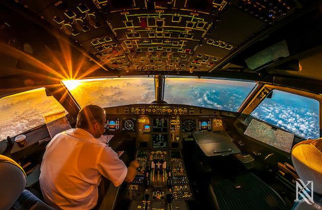 Piloto de avión