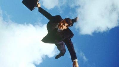 Profesional tidak takut ketinggian