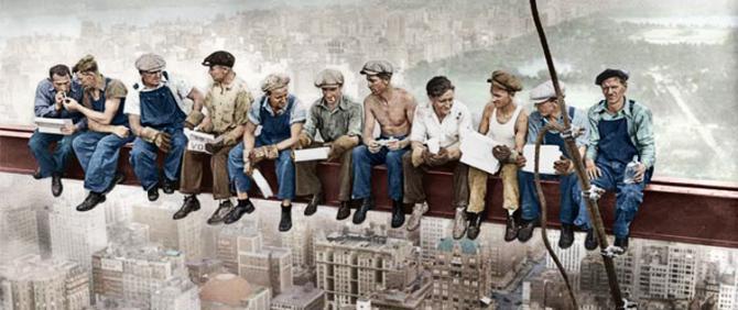 Professionals de la construcció