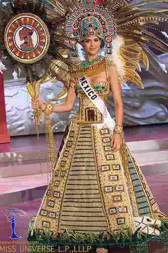 Eliza Najera - Miss Universe Mexico 2008