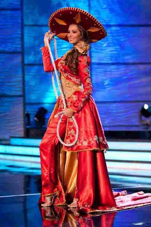 Karla Carrillo - Miss Universe Mexico 2009