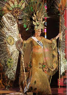Laura Elizondo - Miss Universe Mexico 2005