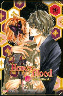 Mitsu Aji Sangue / Mel Sangue / Néctar Sanguíneo