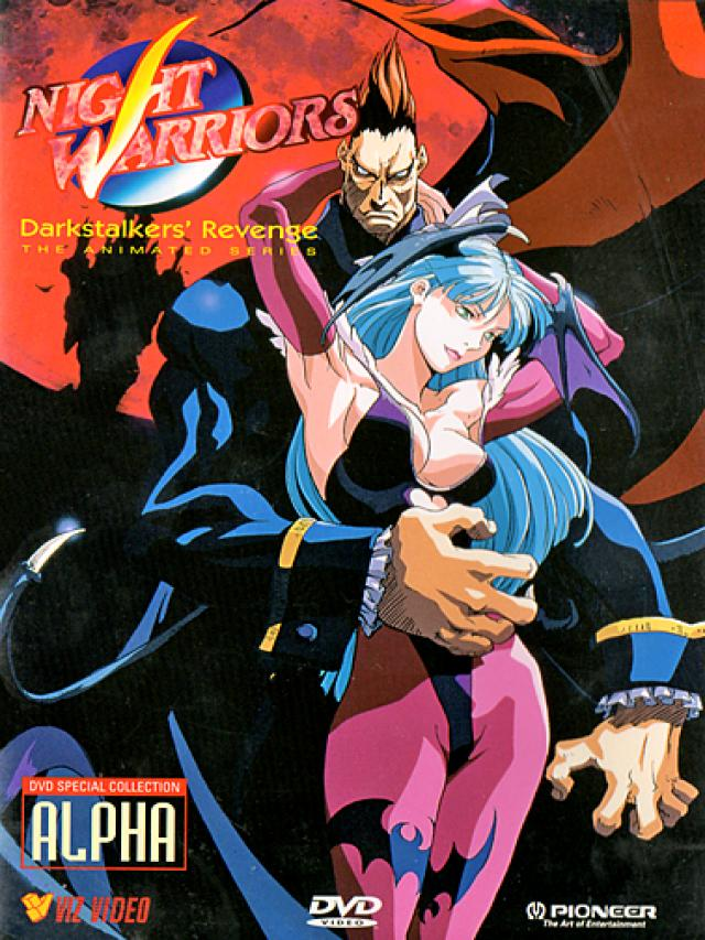 Night Warriors: Darkstalkers 'Revenge / Vampire Hunter: The Animated Series