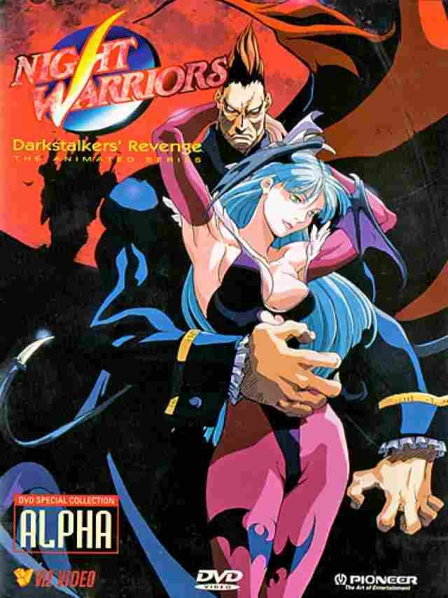 Night Warriors: Darkstalkers' Revenge / Vampire Hunter: The Animated Series