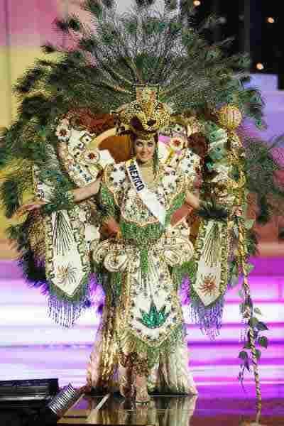 Priscilla Perales - Miss Universe Mexico 2006