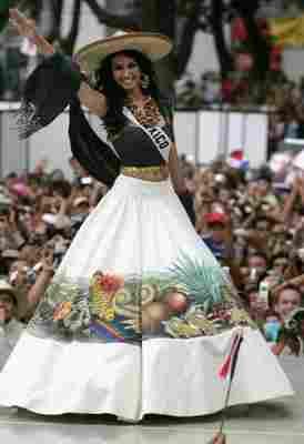 Rosa Maria Ojeda - Miss Universe Mexico 2007