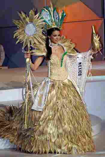 Rosalba Luna - Miss Universe Mexico 2004