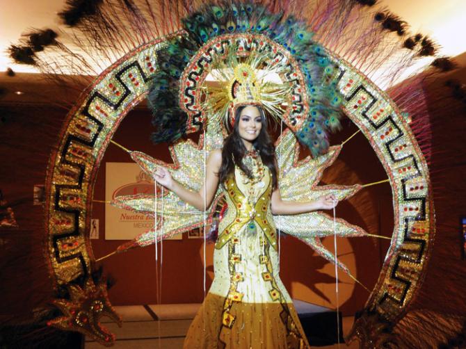 Ximena Navarrete - Miss Universe Mexico 2010
