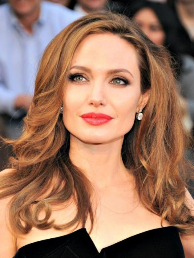 Анджелина Джоли- Соединенные Штаты