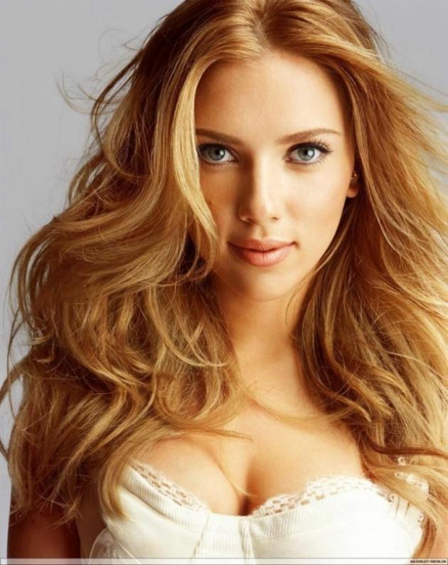 Scarlett Johansson- Estados Unidos