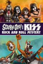 ¡Scooby Doo! conoce a Kiss: Misterio a ritmo de Rock and Roll