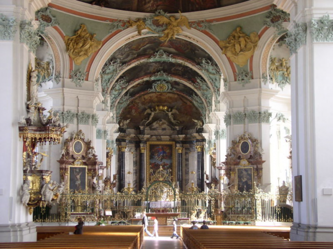 Аббатство Святого Галла