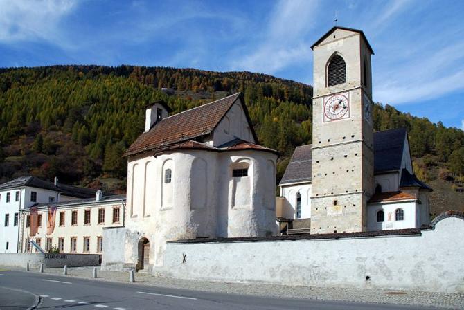 Монастырь св. Иоанна (Мюстаир)