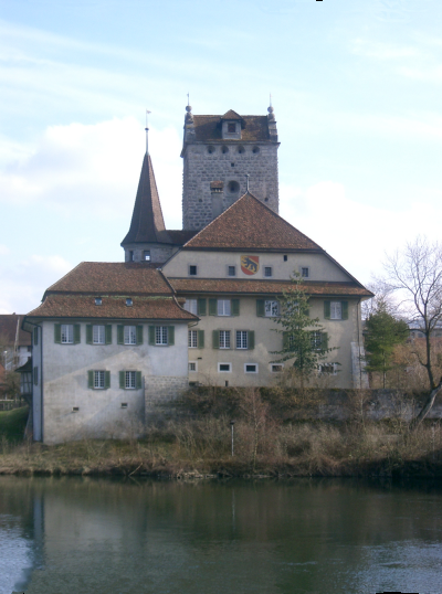 Замок Аарванген