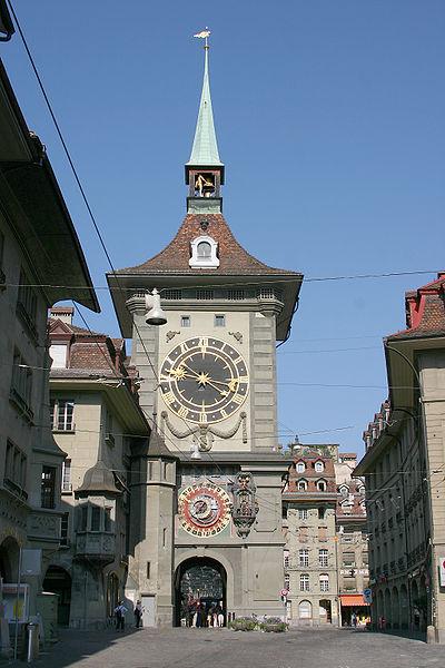 Часовая башня (Цитглогге)