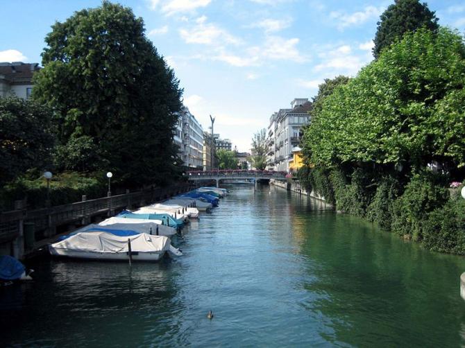 Jardin botanique de Zurich