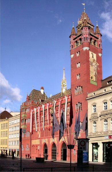 Mairie de Bâle