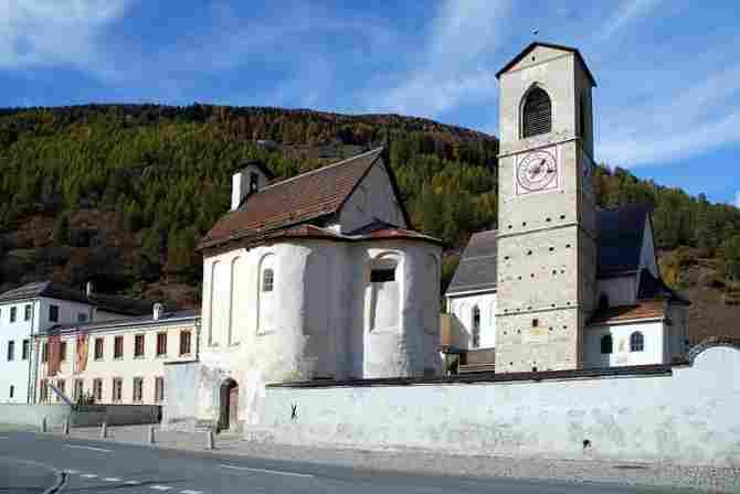 Monastery of San Juan (Müstair)