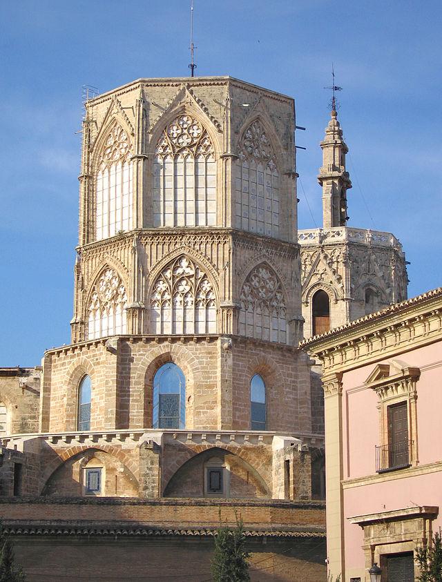 Кафедральный собор Санта-Мария в Валенсии