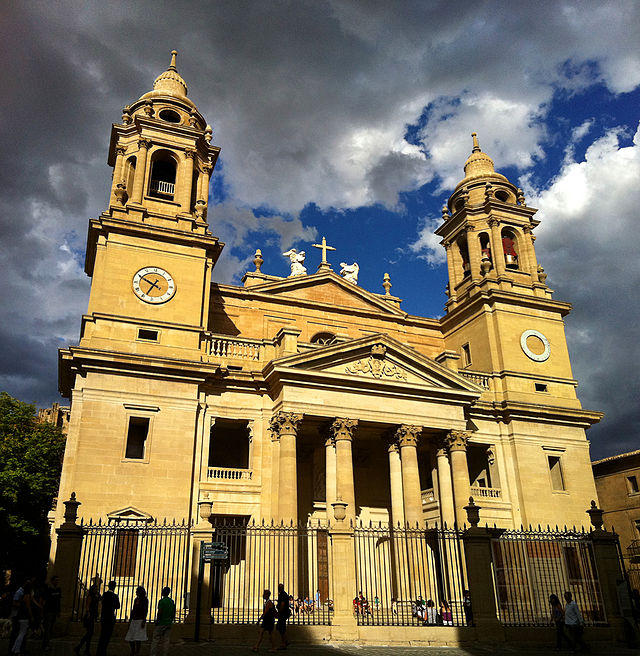 Собор Санта-Мария-ла-Реаль в Памплоне