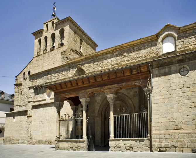 Собор Сан-Педро-де-Хака
