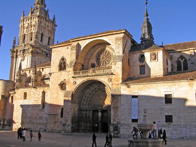 Успенский собор Эль Бурго де Осма