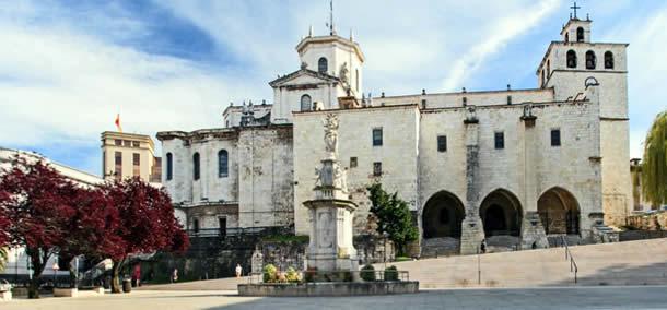 Собор Успения Пресвятой Богородицы Сантандер