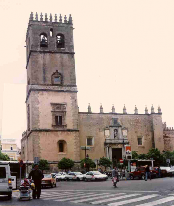 Собор Сан-Хуан Баутиста де Бадахос