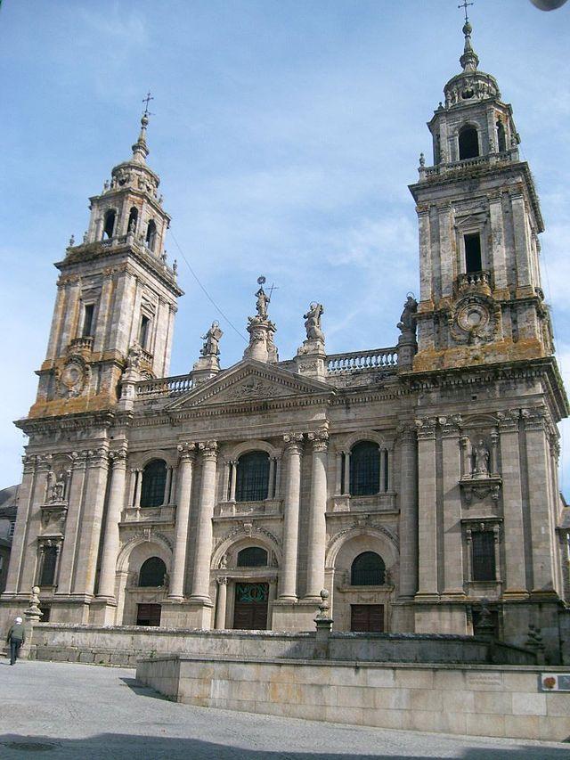 Собор Санта-Мария-де-Луго