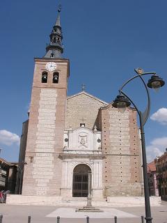 Кафедральный собор Магдалены де Хетафе
