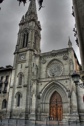 Собор Сантьяго-де-Бильбао