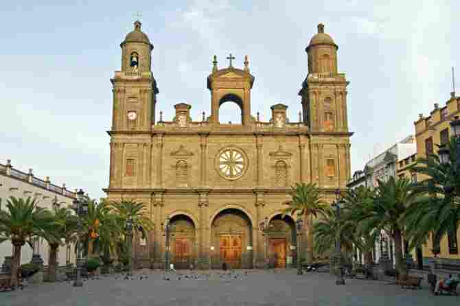 Canary Cathedral