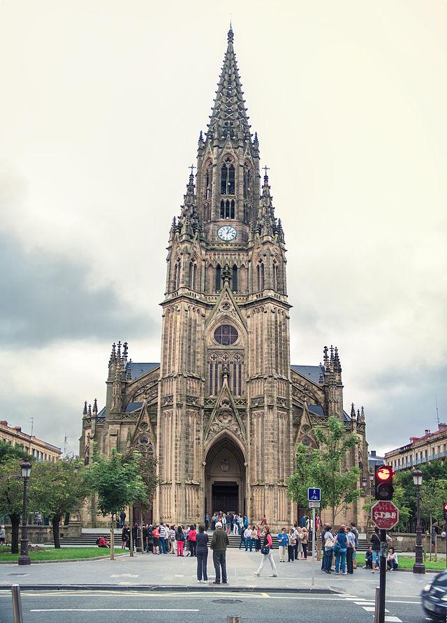 Catedral do Bom Pastor de San Sebastián