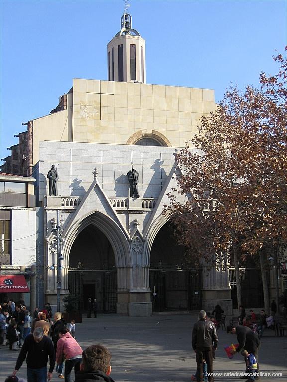 Catedral do Espírito Santo de Tarrasa