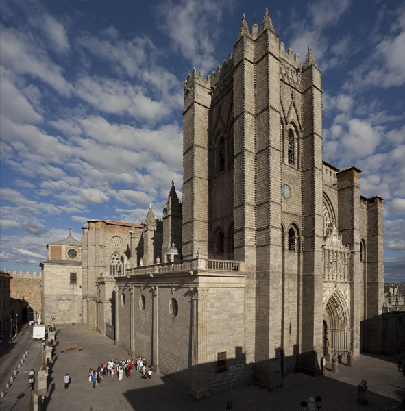 Catedral do Salvador de Ávila