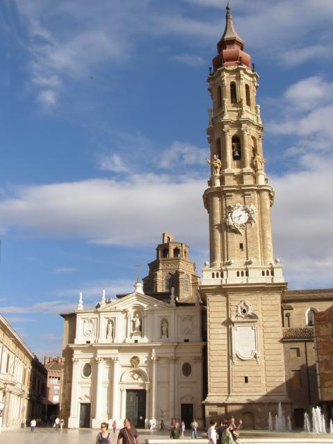 Catedral do Salvador de Saragoça