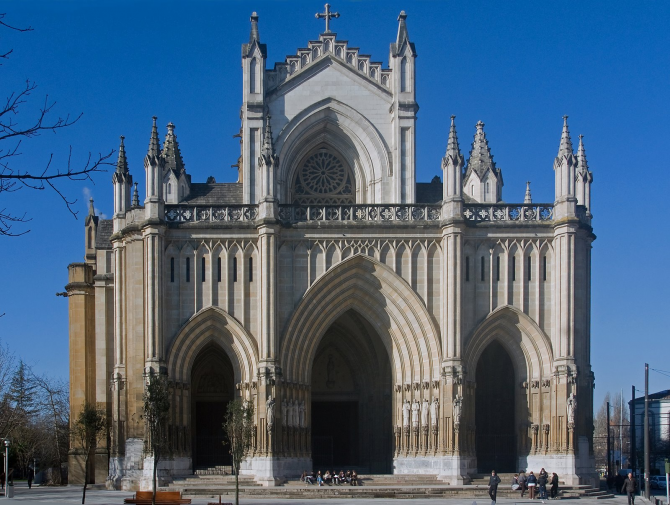 Cathedral of Mary Immaculate of Vitoria