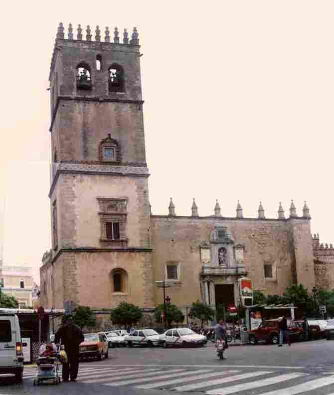 Cathedral of San Juan Bautista de Badajoz