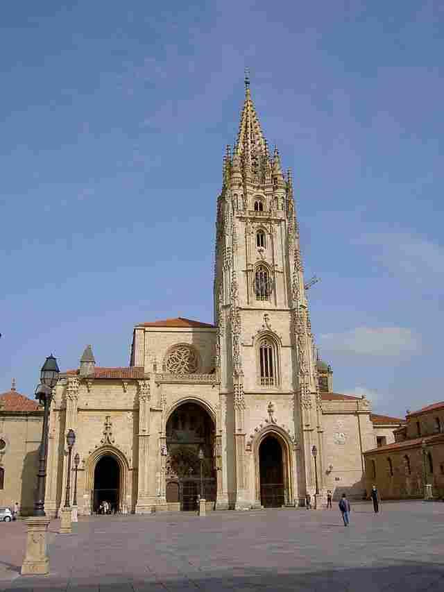 Cathedral of San Salvador de Oviedo