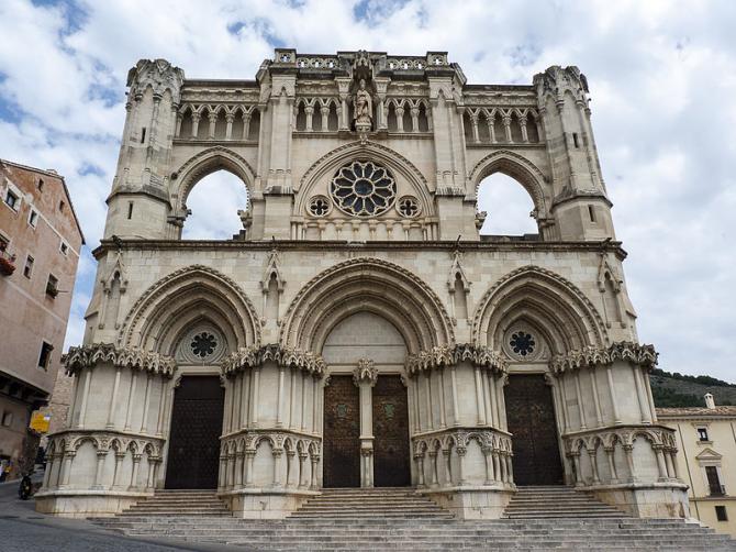 Cathedral of Santa María and San Julián de Cuenca