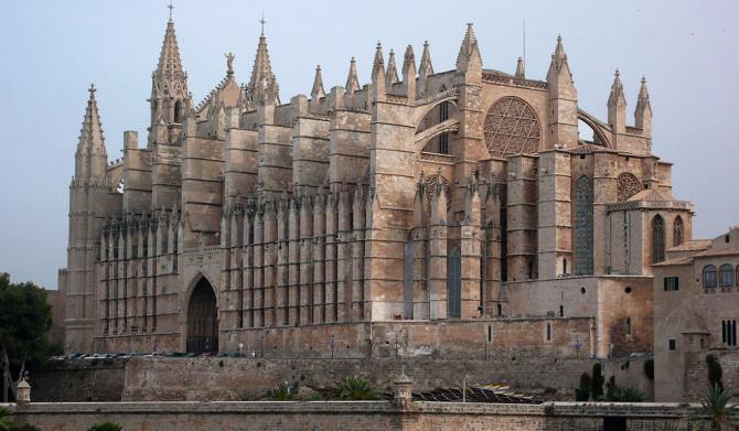 Cathedral of Santa Maria de Palma de Mallorca