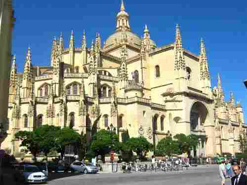 Cathedral of Santa Maria de Segovia
