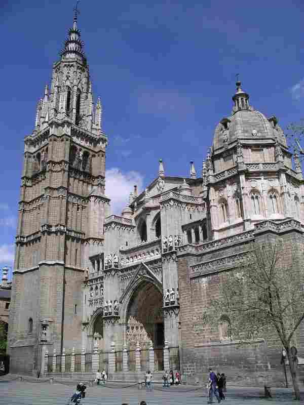 Cathedral of Santa Maria de Toledo