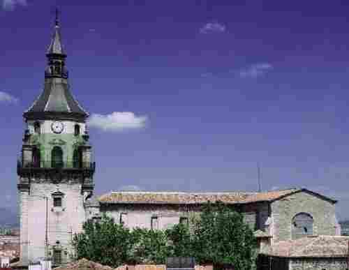 Cathedral of Santa Maria de Vitoria