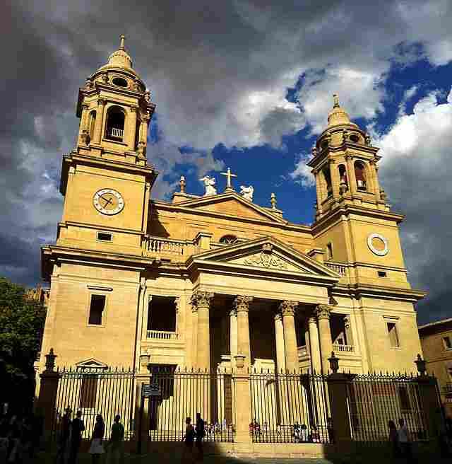 Cathedral of Santa Maria la Real de Pamplona
